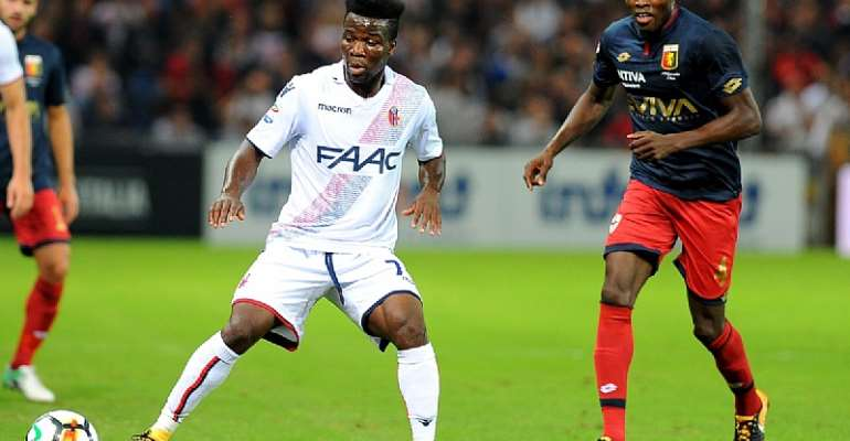 Agent Oliver Arthur Confirm Inter Milan's In Godfred Donsah