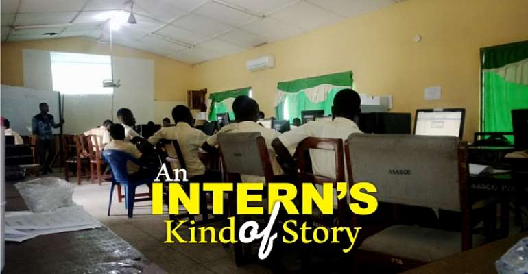 An Intern's Kind Of Story: The Introduction Of Elective I.C.T, A Win For Our Education