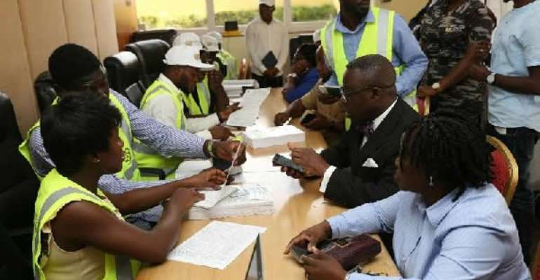 File photo: In all, 750 centers are expected to open for the registration exercise in the Northern North East and Savannah regions.