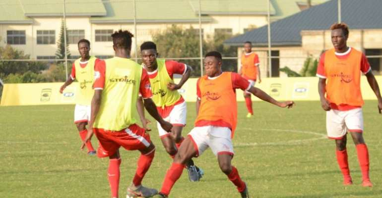 Asante Kotoko To Resume Training Today At Adako Jachie