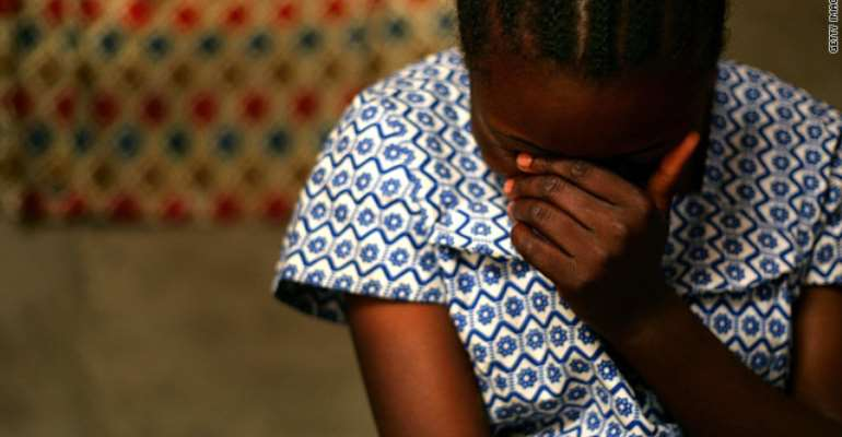 13-Year-Old girl gang-raped in the Central Region