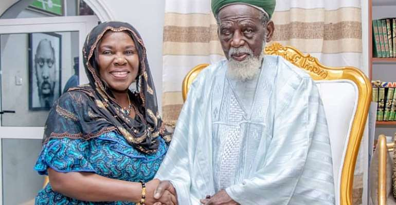 Chief Imam Named As Chief Patron For Sanitation