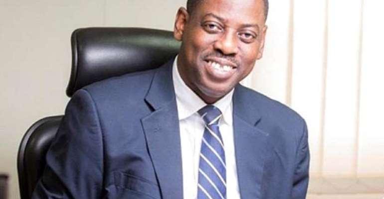 Rev. Daniel Ogbamey Tetteh, SEC boss