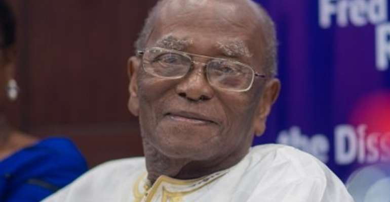 Prof Frederick Sai
