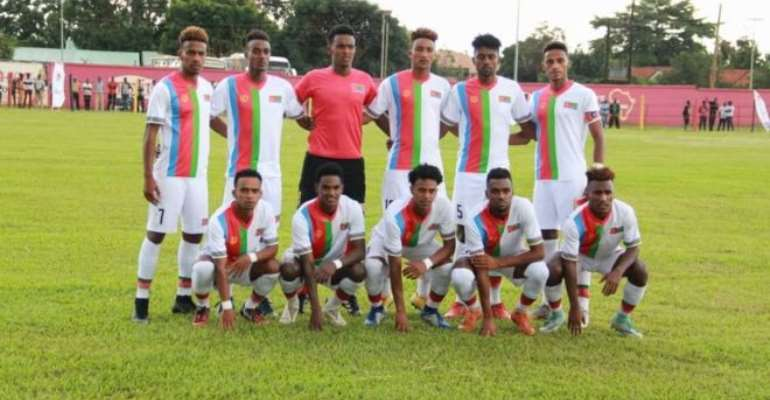 Eritrean Under 20s Footballers Disappear In Uganda