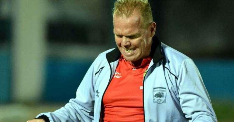 Jarvis Peprah Wants Kotoko Coach Kjetil Zachariassen Sacked