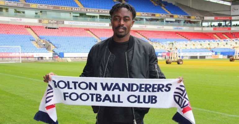 Joe Doodo Signs For Championship Side Bolton Wanderers