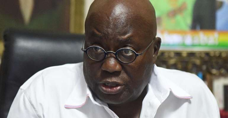 Akufo-Addo Vents Anger On NPP Member Going Independent For Rejecting His Invitation