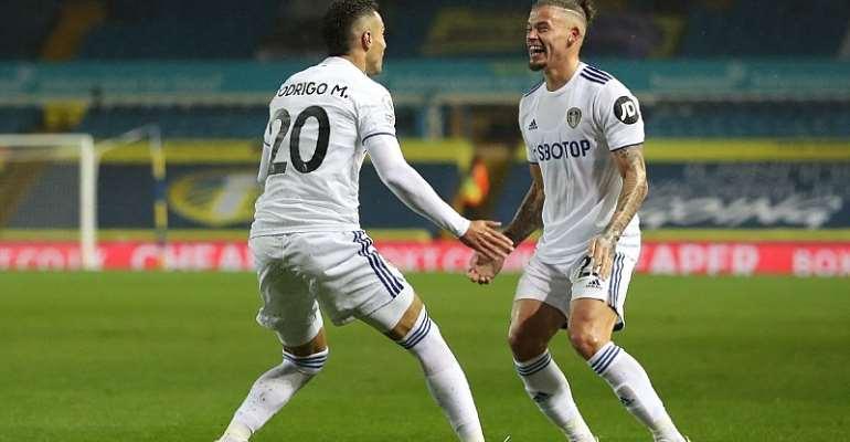 Rodrigo Earns Leeds Draw As Man City's Stuttering Start Continues