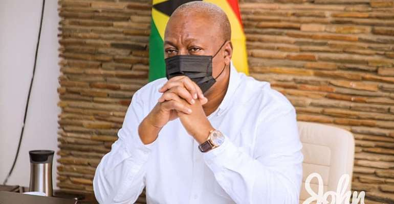 Next NDC government will compensate victims of Ayawaso West Wuogon violence – says Mahama