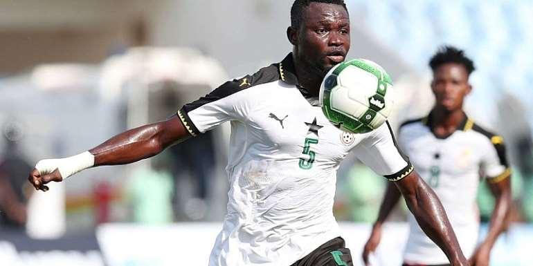 Takyi Arhin Call On Kwesi Appiah To Start Vincent Atinga Against Uganda
