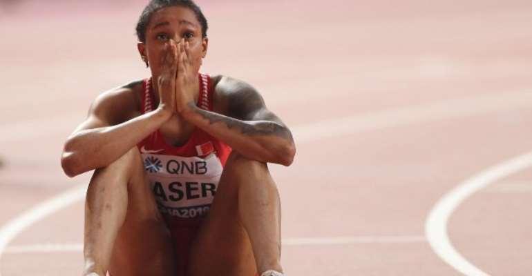 Doha 2019: Salwa Eid Naser Upsets Shaunae Miller-Uibo To Claim Brilliant 400m Gold