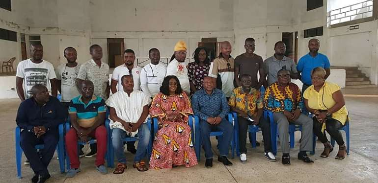 The Kwahu Film Accord: A Strategic Session To Fix The Film Market