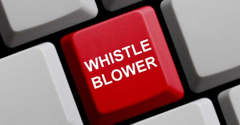 Ablekuma Central NCCE Educates Citizens On Whistle Blowing