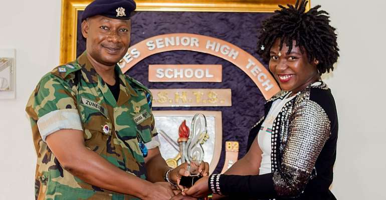 I Declare One Day A Euni Melo Entertainment Day — Head Master Of Forces SHS