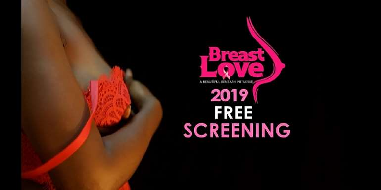 Beautiful Beneath Holds 'Breast Love 2019' In 3 Regions