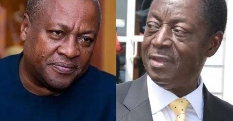 NDC flagbearership: Duffour has no chance against Mahama – Ben Ephson