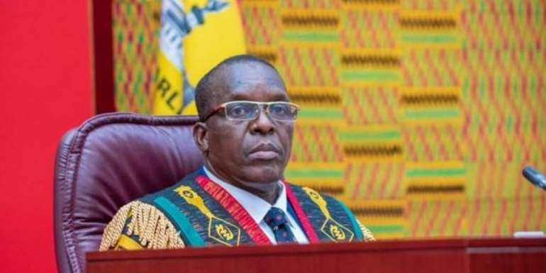 Open Letter Speaker Of Parliament Of Ghana over the authority of the Ashanti Regional Minister for the Deployment of Military to Ejura