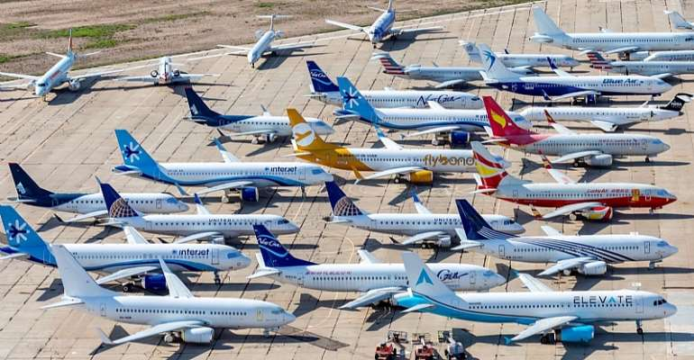New Airline industry outlook: USD201 billion losses for 2020-2022 — IATA