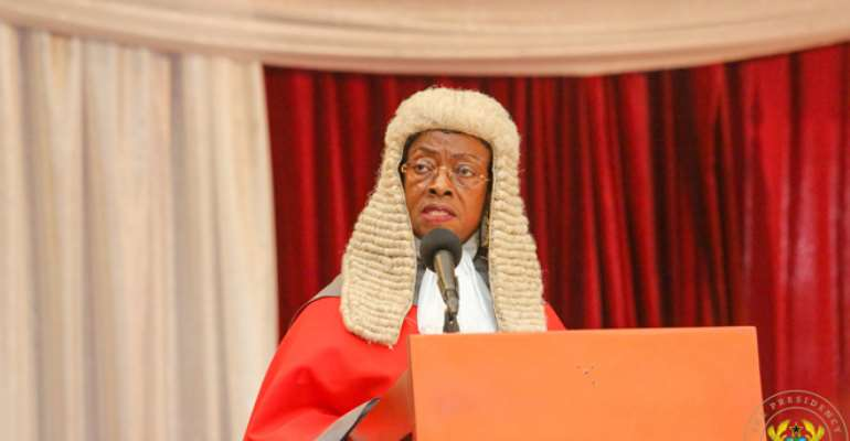 Chief Justice Worried About The Safety Of Judges