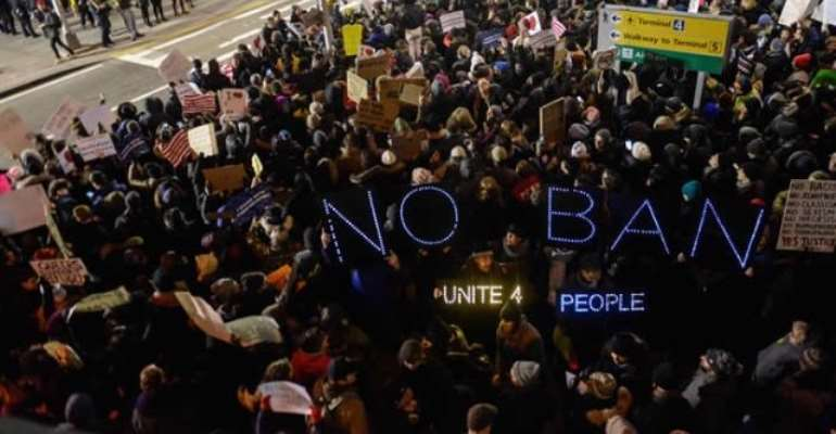 More Groups Line Up To Challenge Trump's Latest Travel Ban