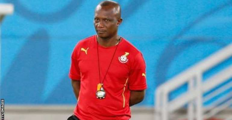 We Are In Good Condition To Play Uganda – Kwesi Appiah