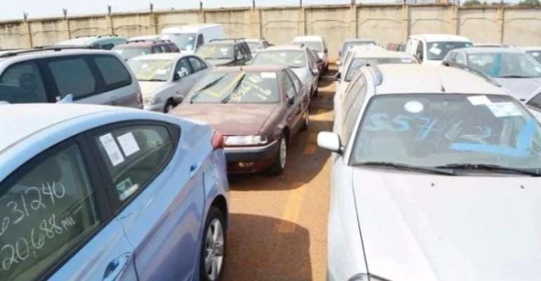 100 Vehicles Impounded Over Evasion Of Duty Charges