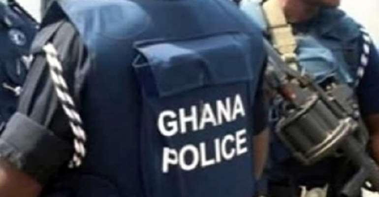 Man Shot Twice By Suspected Police At Tema