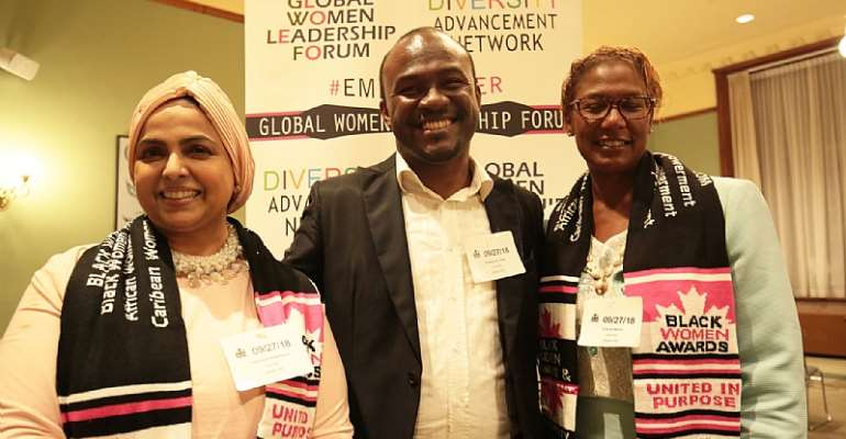 The 2018 Global Women Leadership Forum Re-energies Leaders