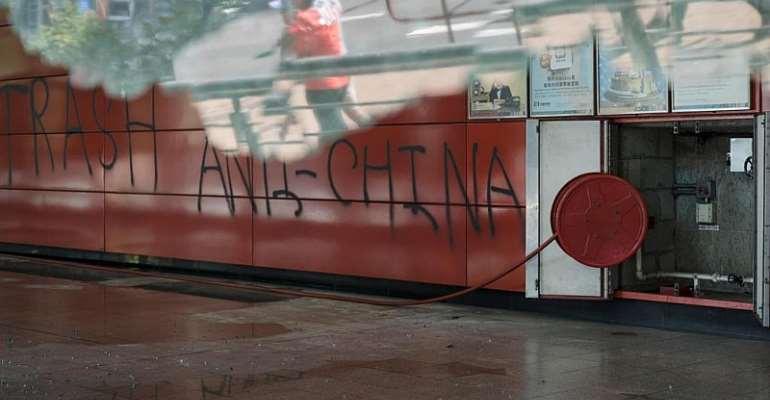 YAN ZHAO / AFP