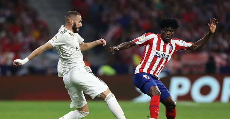 'Partey Is The Boss' - Santaelena Raves About Ghana star's Impact At Atletico Madrid
