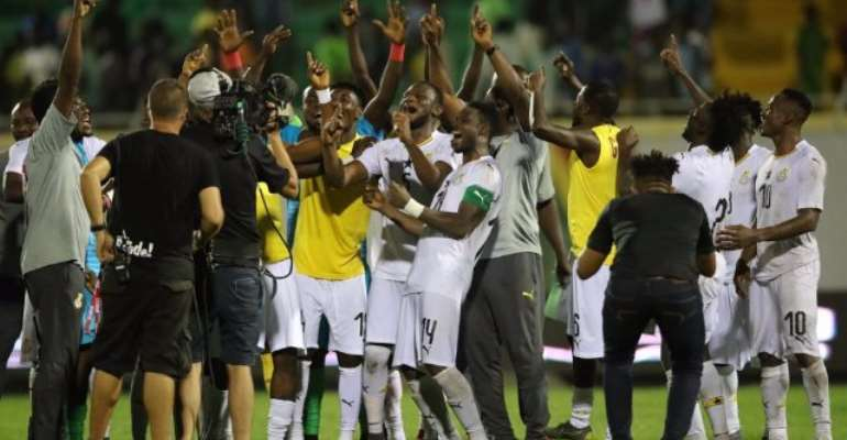 2019 WAFU Cup: Ghana Beat Burkina Faso On Penalties To Book Semifinals Berth