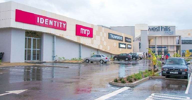 West Hills Mall Turning 'Ghost Town' As Some Tenants Pack Out