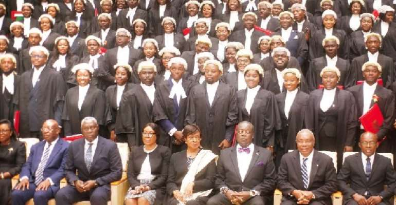 Ghana School Of Law To Expand For More Intake — CJ