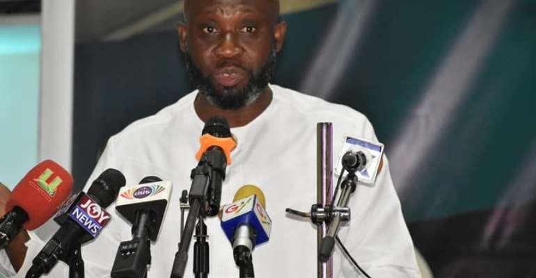 GFA Elections: George Afriyie Launches Manifesto In Sunyani [PHOTOS]