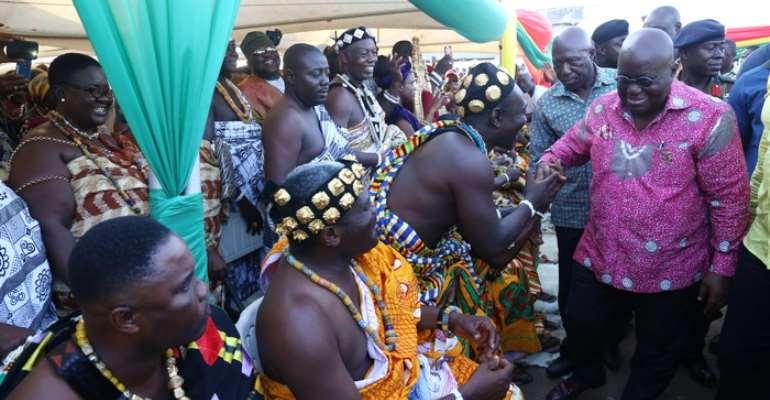 Law Banning Chiefs From Politics Not Enforceable – Governance Expert