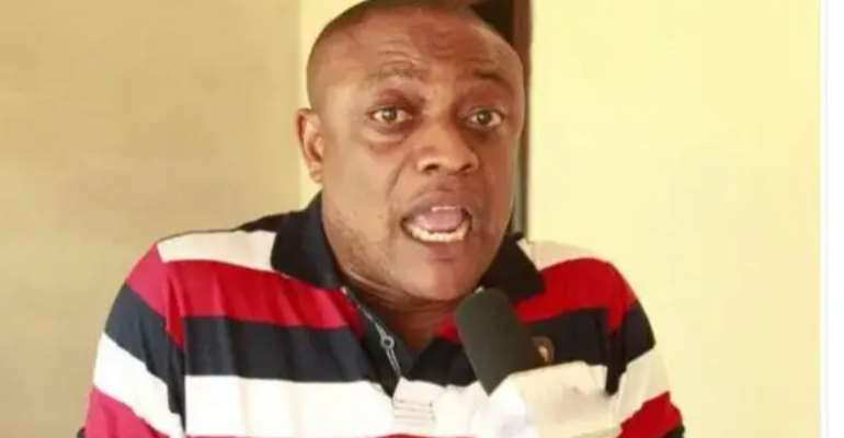Treat Women well If you want to Prosper-Lawyer Maurice Ampaw Advises Men
