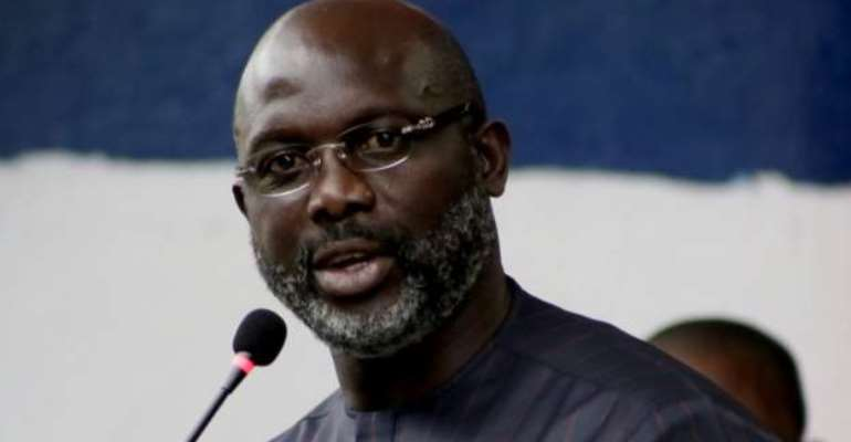 'Why Are You Rushing Life?' — Weah Blasts Liberian Youth For Asking Him For Money