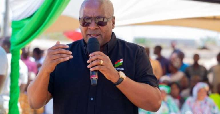 The Deliberate Mis-education Of The Electorate: The Disingenuousness Of Mahama's Rants On The National Debt