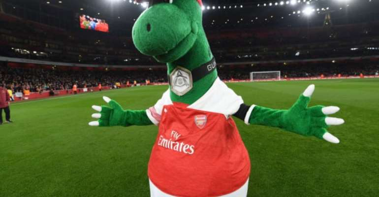 Arsenal Sack Mascot Due To Cost-Cutting Measures