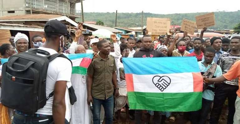 Gov't Must Be More Committed Towards The Issue Of Western Togoland — STRANEK