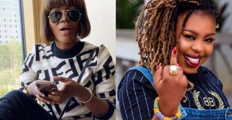 Afia Schwar Is The Only Bitch In Ghana — Mzbel Fires Back