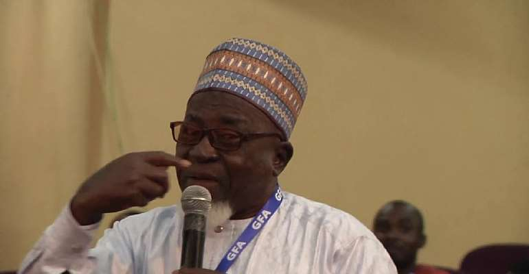 GFA Elections: I Have No Campaign Message - Alhaji Grusah Reveals