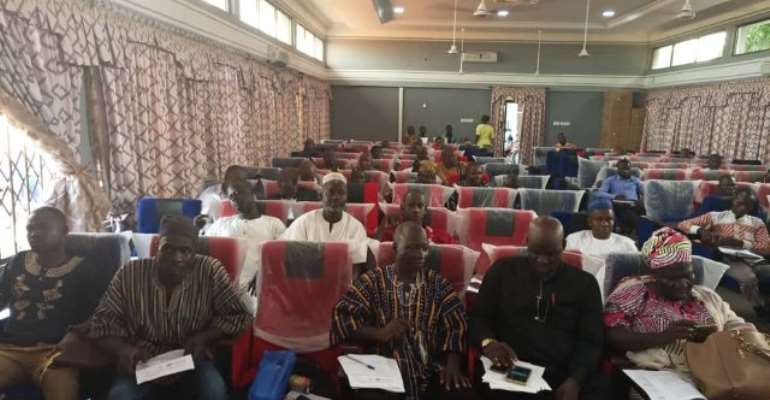 Walewale: Assemblymembers Vex Police Chief Over Rising Crime