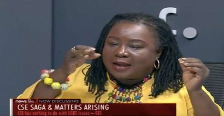 CSE controversy: Biology not determinant of gender - Prof. Audrey Gadzekpo