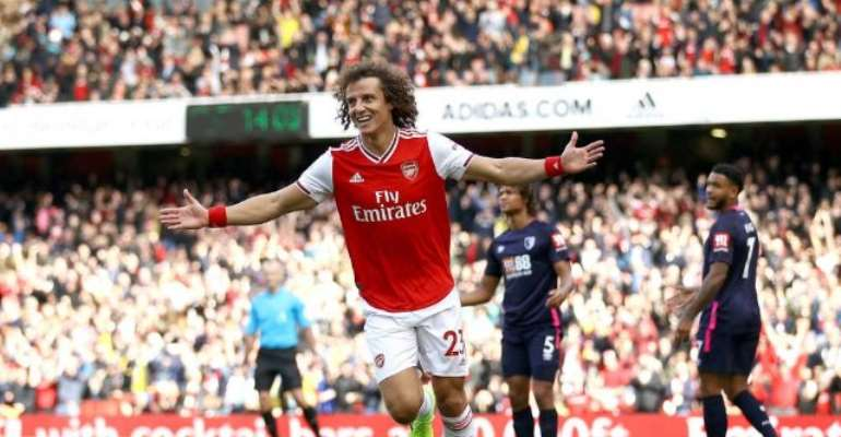 Arsenal Beat Bournemouth To Move Up To Third