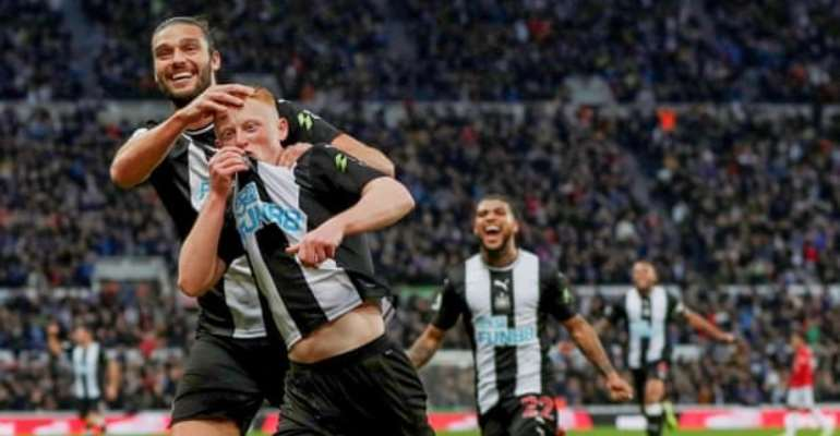 Man United Crisis Deepens As Newcastle Inflict Damaging Defeat