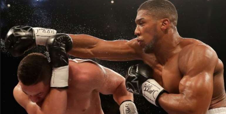 Anthony Joshua And Lewis Pugh Appointed Ambassadors Of The Royal Commonwealth Society