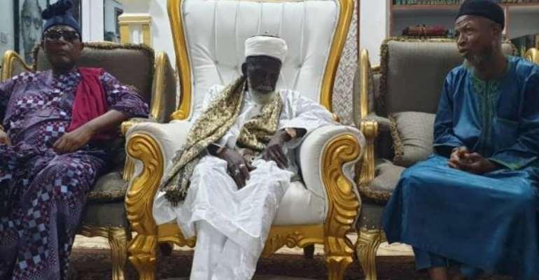 Ewe Muslim Community Calls On National Chief Imam