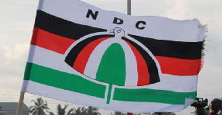 NDC scribe suspended over congratulatory message to MCE nominee